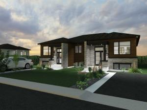 Maison neuve a vendre